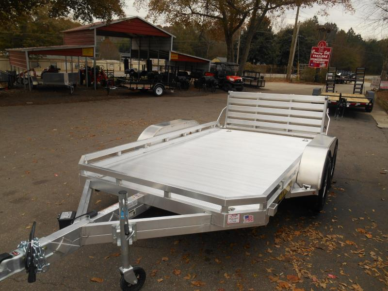 "78""x12' 2-3500# (All Aluminum- Aluma7812)"