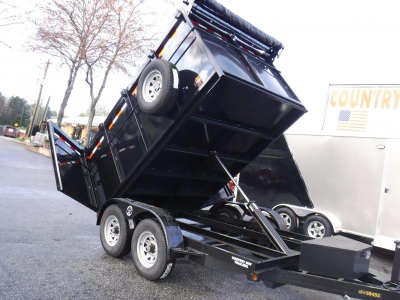 6x10 Dump 2-5200# PROSPECTOR