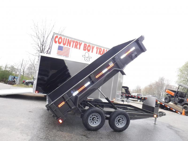 """82""""x12' 2-5200 Dump"""