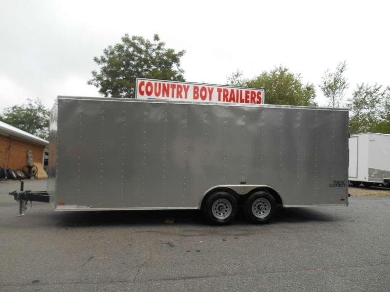 New 2019 Look Trailers EWLF85X20TE3