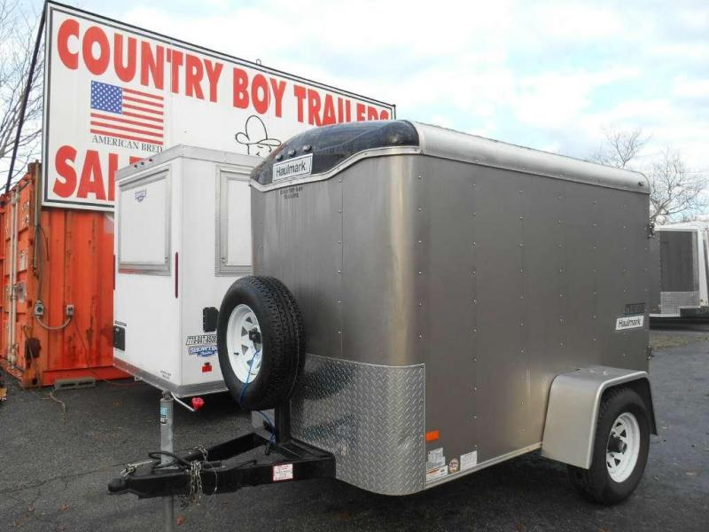 2014 Haulmark CB5X8DS35X8 Enclosed Cargo Trailer