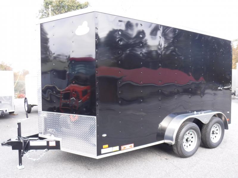 6X12 Enclosed 2-3500 Axle
