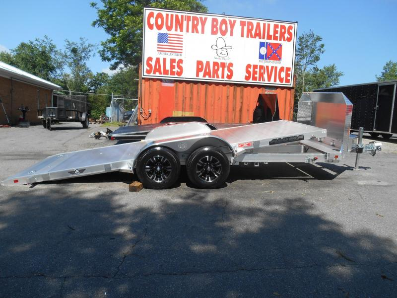 8220 25th Anniversary  Car Hauler