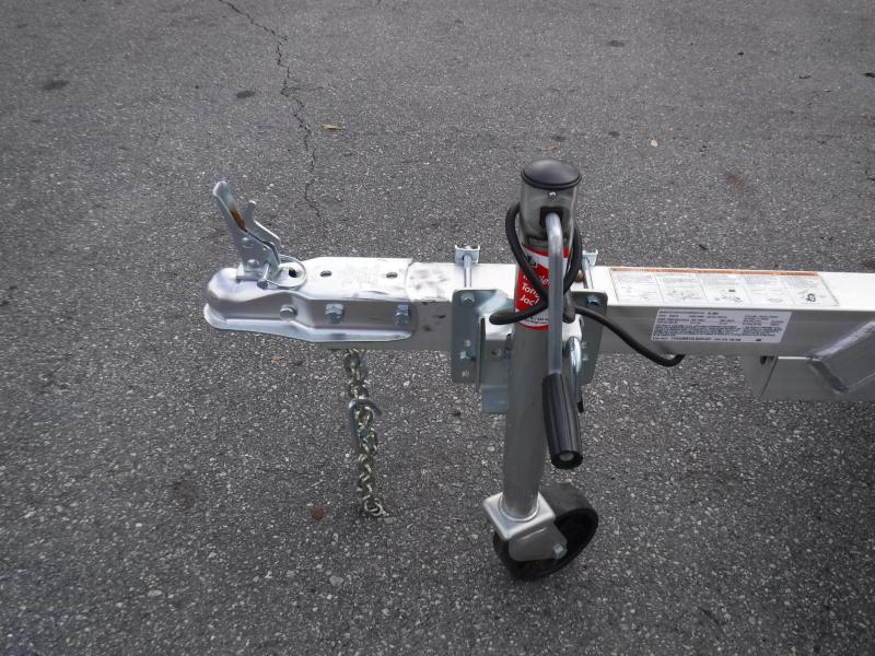 4'X6'  1-2000# Axle/Aluma