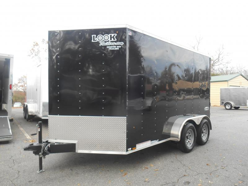 2018 Look Trailers EWLC7x12TE2 Enclosed Cargo Trailer