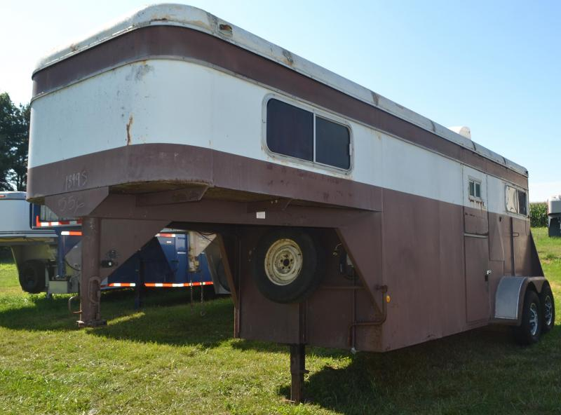 1981 Other (Not Listed) Rustler Horse Trailer