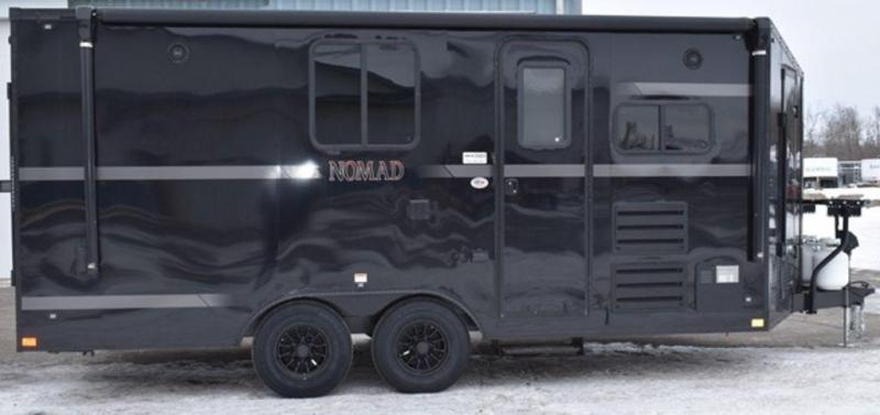 2019 Stealth Nomad 8.5 x 18 Toy Hauler