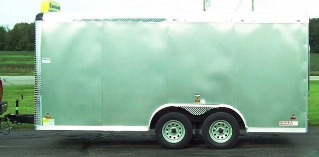 2018 Haulin Trailers HACX8516 Enclosed Cargo Trailer