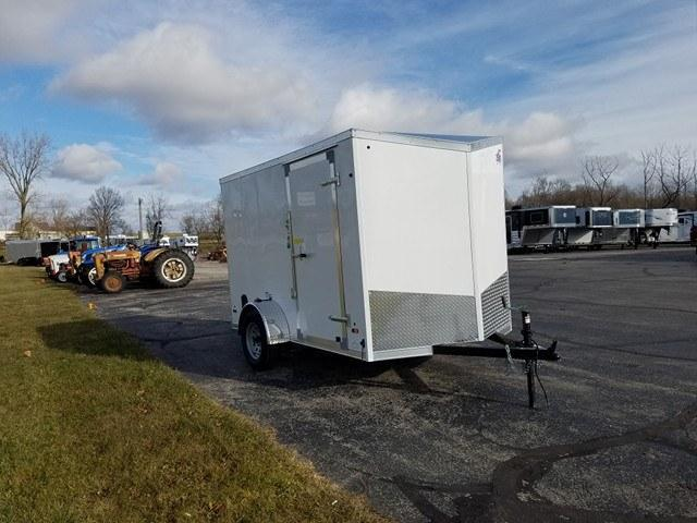 2018 US Cargo ULAFT610SA Enclosed Cargo Trailer