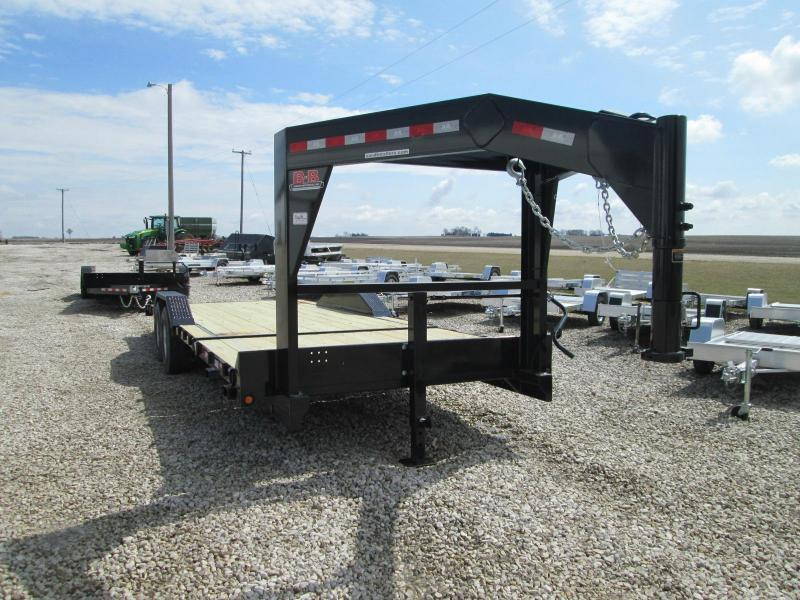 2019 B-B TBCT2414ETGN-MW-XL Equipment Trailer/ BRAND NEW MODEL