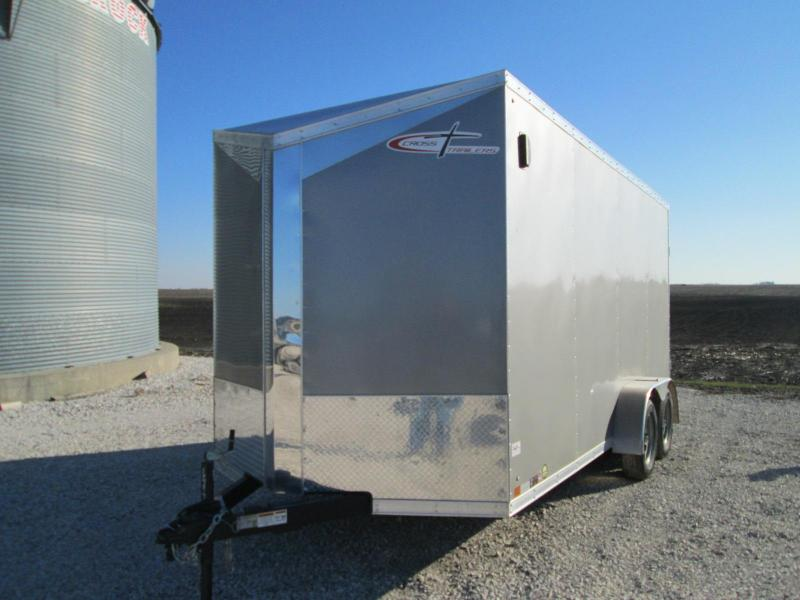 2019 Cross Trailers 7 x 16 TA Enclosed Cargo Trailer
