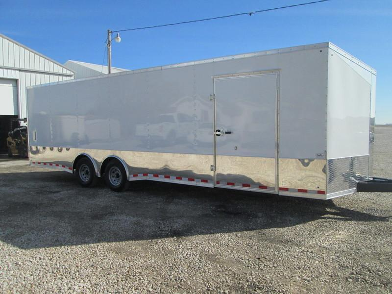 2019 Cross Trailers 8.5 x 28 TA