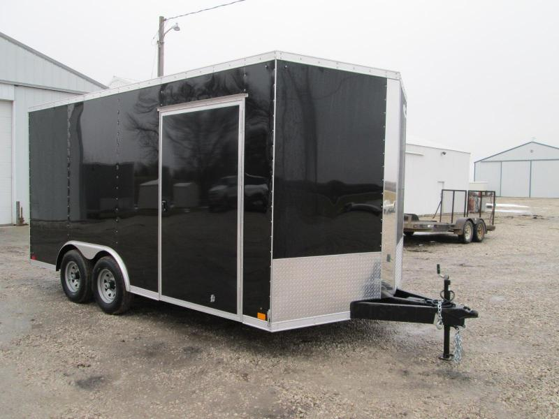 2019 Cross Trailers 8.5 x 16 Enclosed Cargo Trailer
