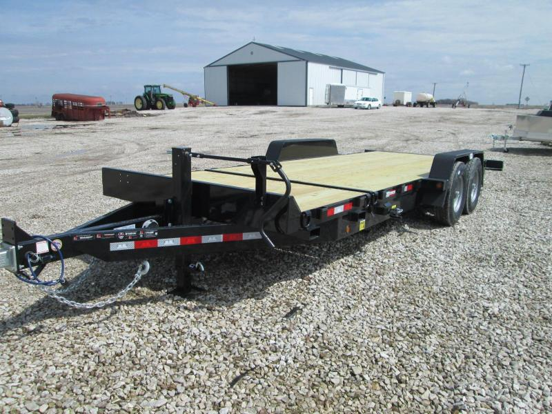 2019 B-B TBCT2214ET-XL Equipment Trailer