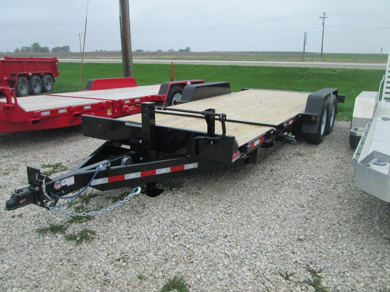 "2019 B-B TBCT2214ET Equipment Trailer / 83"" X 22'"