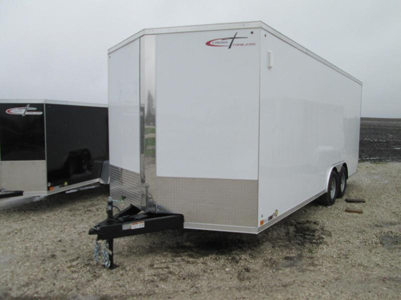 2020 Cross Trailers 8.5 X 20 TA Enclosed Cargo Trailer
