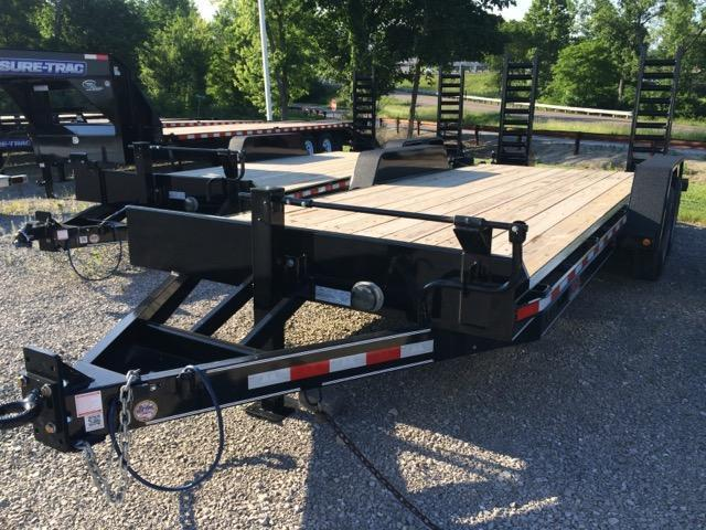 2016 B-B 83 x 20 Equipment Trailer