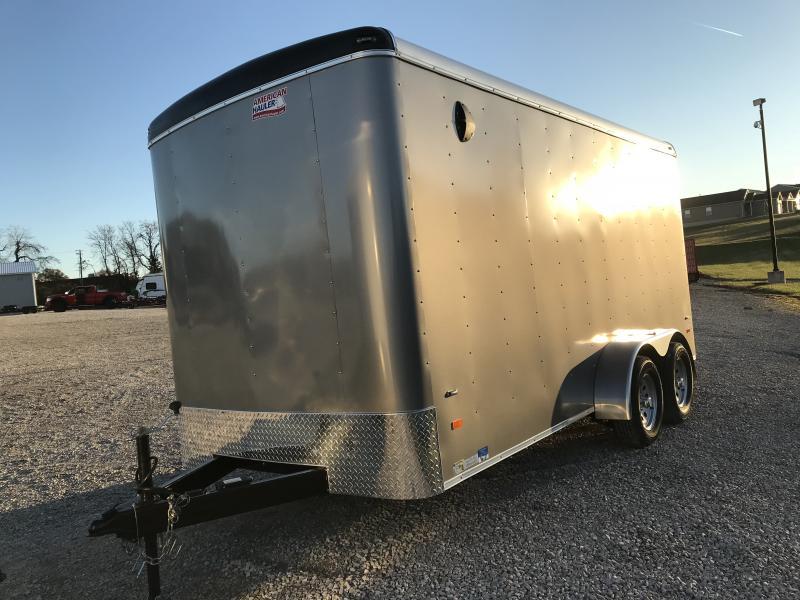 2019 American Hauler Industries ALC 7 x 16 Enclosed Cargo Trailer