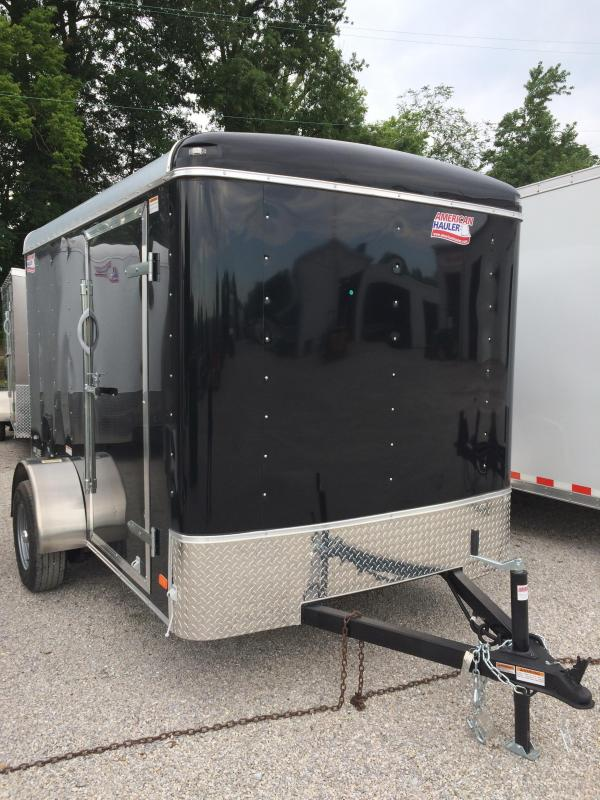 2017 American Hauler Industries Air Lite Enclosed Cargo Trailer