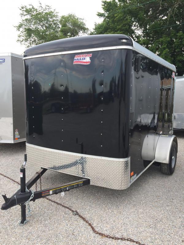 2017 American Hauler Industries Air Lite Enclosed Cargo Trailer