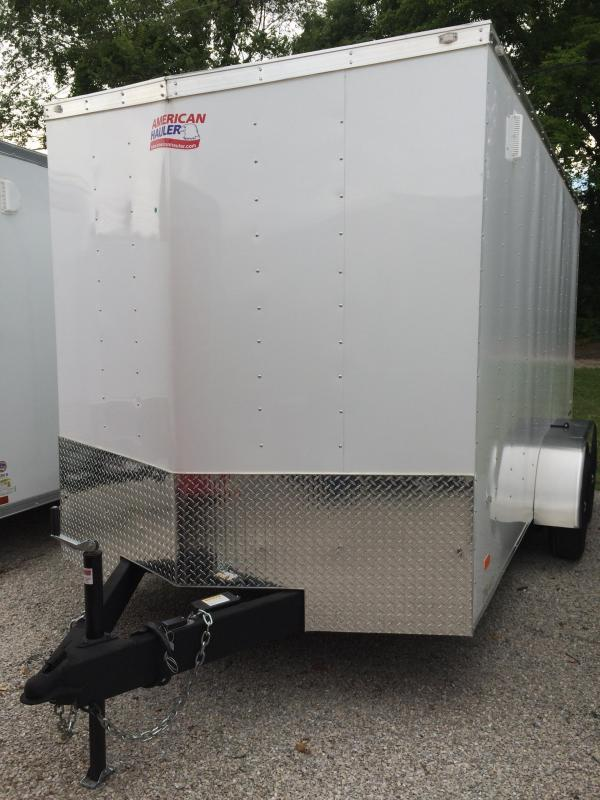 2017 American Hauler Industries Nighthawk Enclosed Cargo Trailer