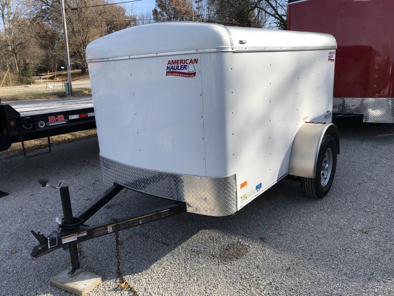 2019 American Hauler Industries ALC 5X8 Enclosed Cargo Trailer