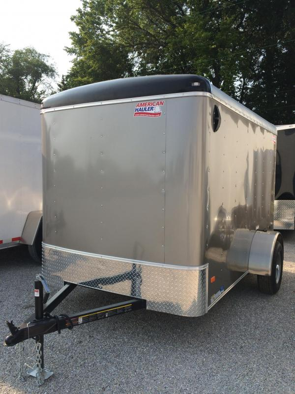 2018 American Hauler Industries Air Litr Enclosed Cargo Trailer