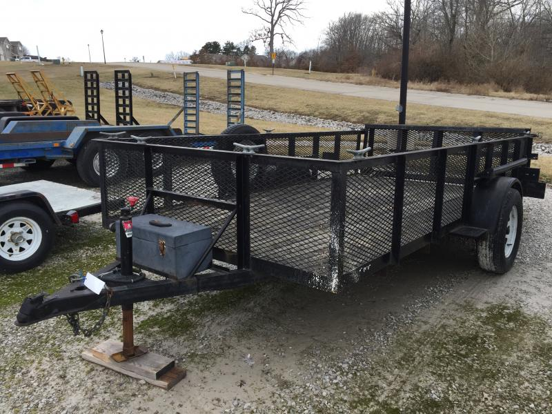 2004 R and W Trailers 6 x 12 Utility Trailer