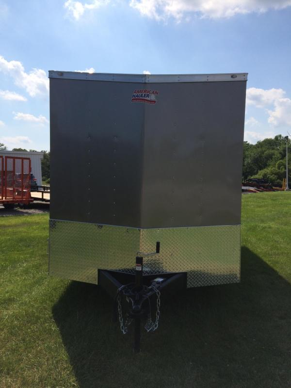 2018 American Hauler Industries Nighthawk Enclosed Cargo Trailer