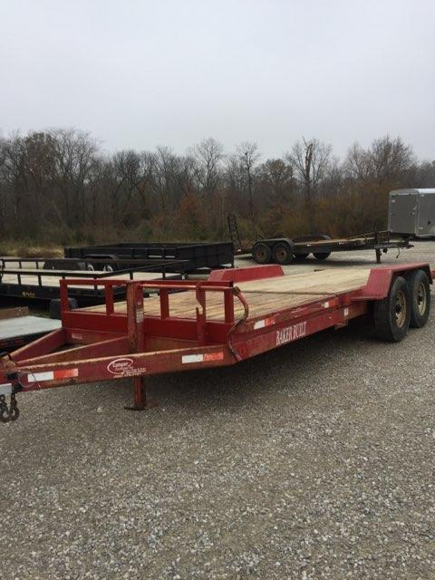 2005 BAKER BUILT Equipment Trailer