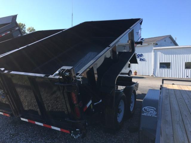 2017 B-B Trailer Dump Trailer 83 X 14