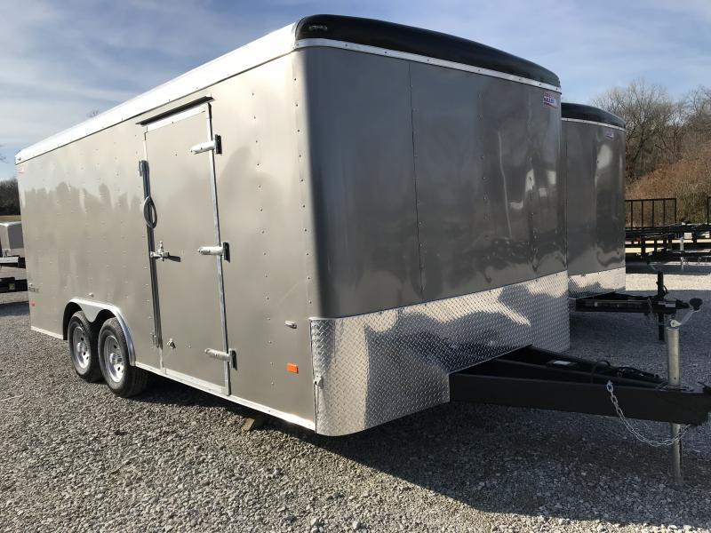 2019 American Hauler Industries AFX 8.5 X 18 Enclosed Cargo Trailer