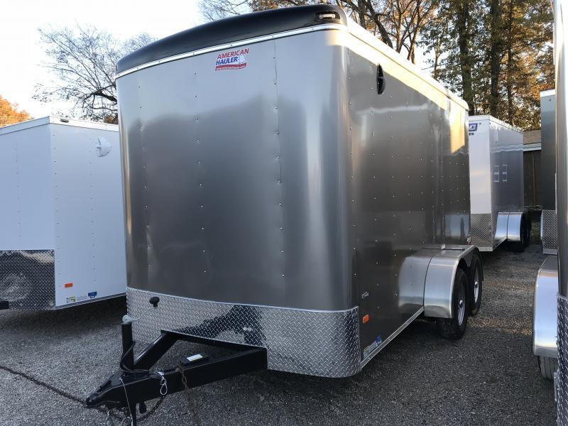 2019 American Hauler Industries ALC 7 x 14 Enclosed Cargo Trailer