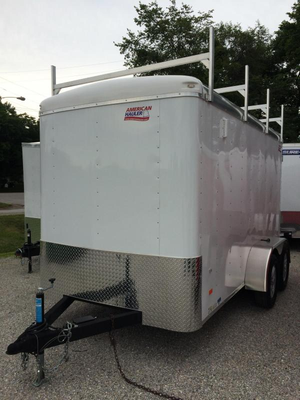 2017 American Hauler Industries Falcon XC Enclosed Cargo Trailer