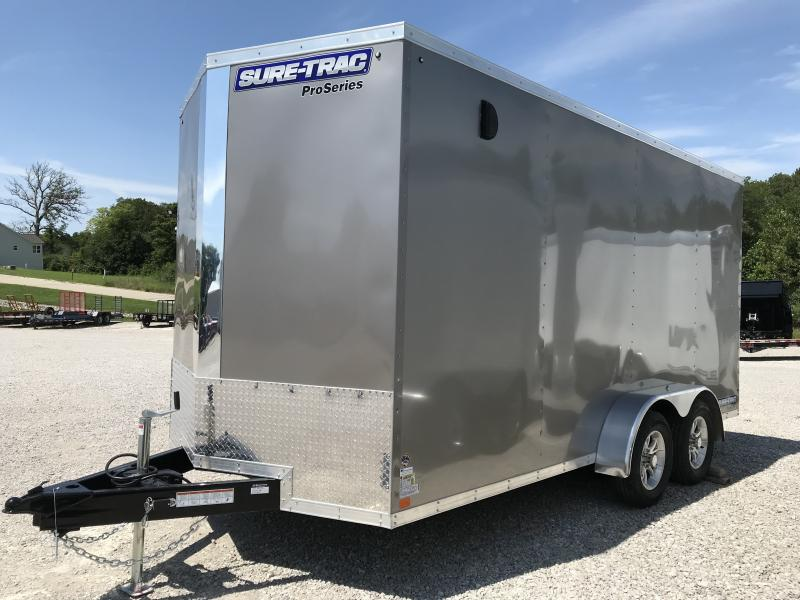 2020 Sure-Trac 7 x 16 Pro Series Wedge Cargo TA 7K