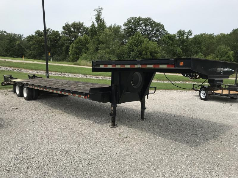2001 Other Brooks Bros Equipment Trailer