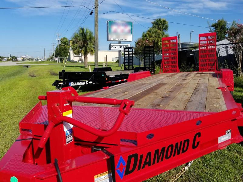 2019 Diamond C Trailers LPX210 Equipment Trailer