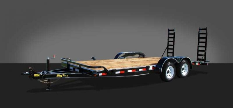 20 foot  Big Tex Trailer 10ET