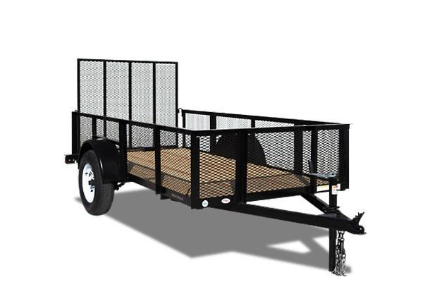 2018 Triple Crown Trailers 64 x 12 Utility Trailer