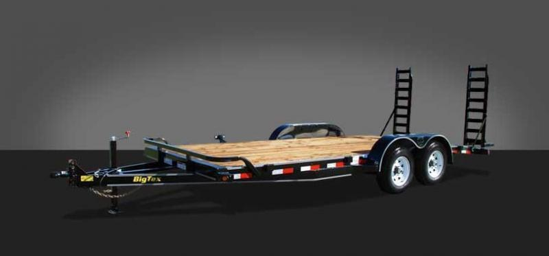 18foot  Big_Tex Trailer