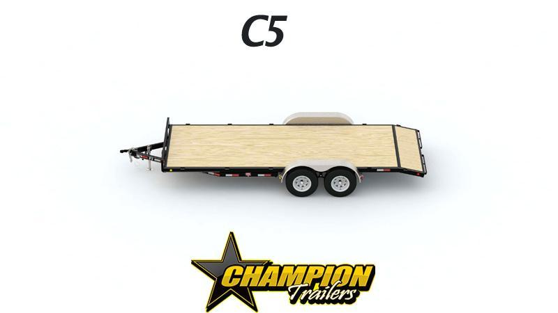 2017 PJ Trailers 18x5 Car / Racing Trailer