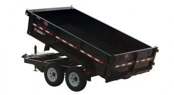"83"" Tandem Axle Dump (D7)"