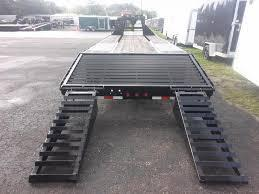 2019 Big Tex Trailers 22GN-305 Equipment Trailer