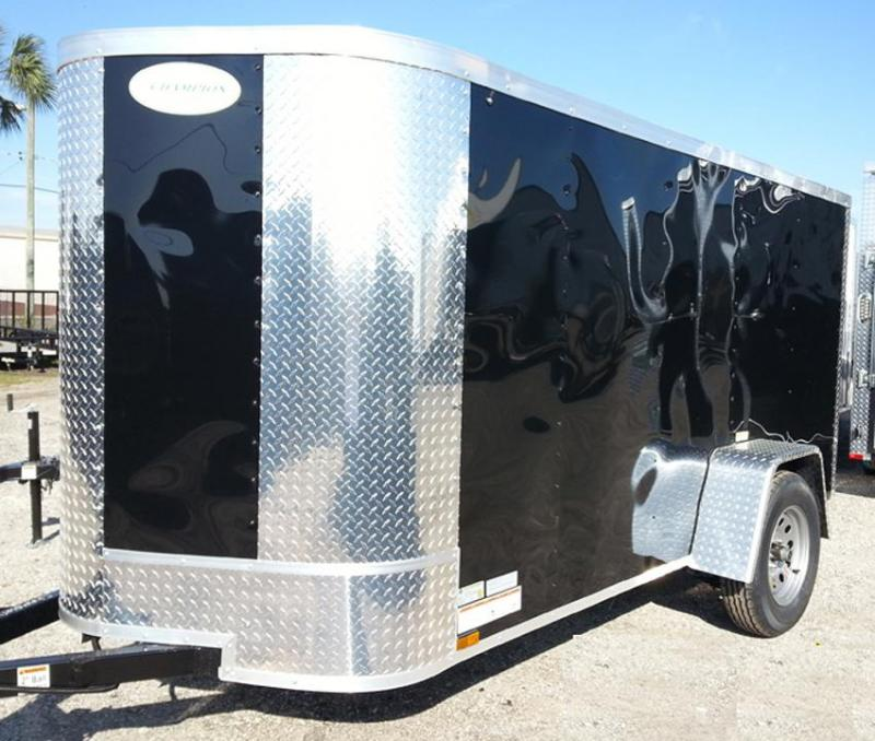 2019 Arising 5x10x5 Enclosed Cargo Trailer
