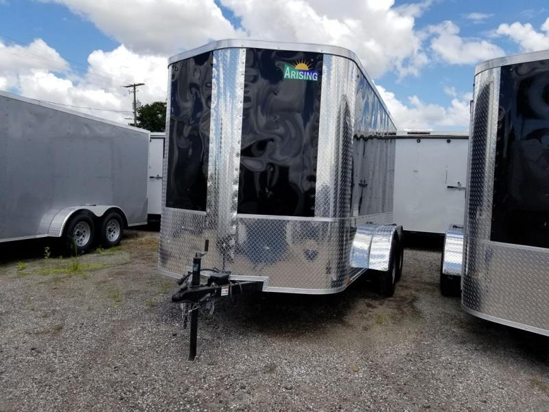 2019 Arising 7x16x6 Enclosed Cargo Trailer