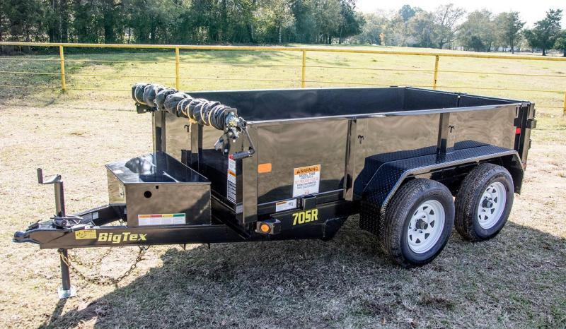 70SR 10x5w  Tandem Axle Single Ram Dump