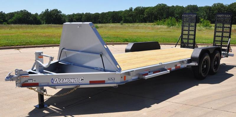 Diamond C Trailers 19LPx Equipment Trailer