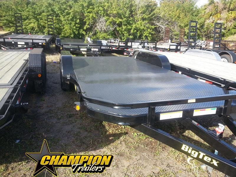 2018 Big Tex Trailers 70DM-20BK 2EB