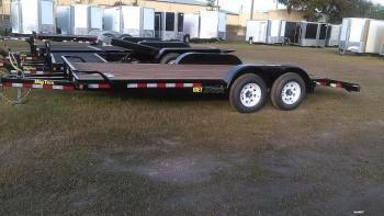 18 foot  Big_Tex Trailer 10ET