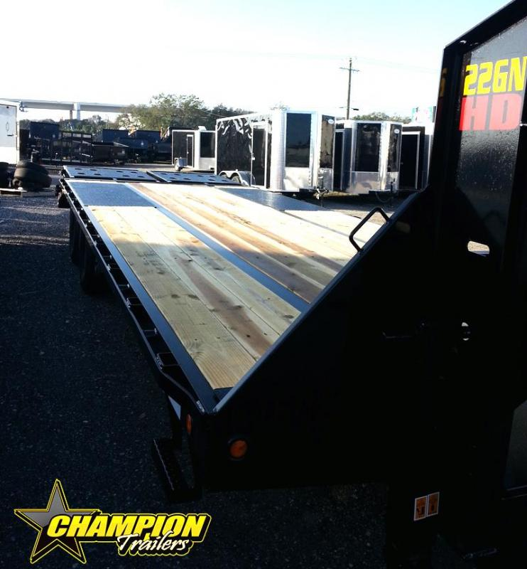 Big Tex 2019  Tandem Dual Axle Gooseneck Trailer 35+5